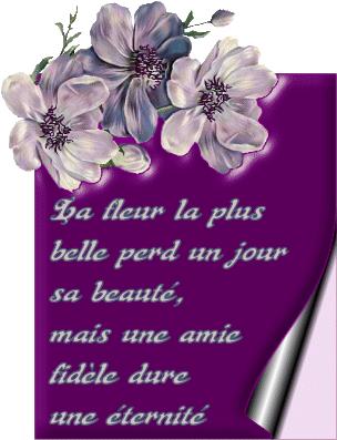 Poeme Damitié